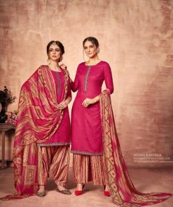HUSNA – E – PATIALA (10 Pcs Catalog)