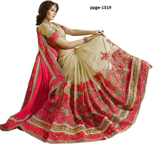 Daily Wear Pink Coloured Saree