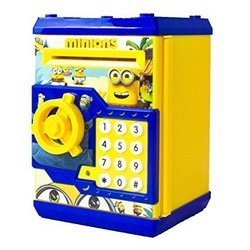 Plastic Electronic Atm Toy For Kids